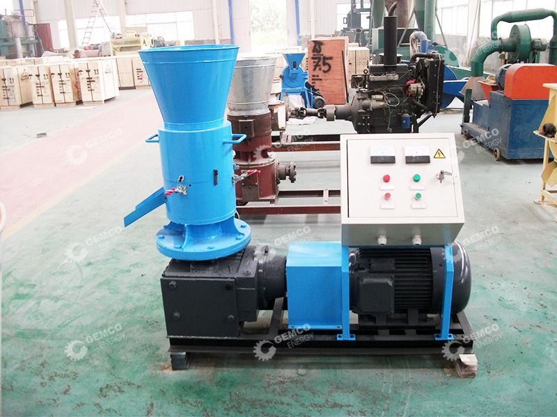 300B R-type Home Pellet Mill Large