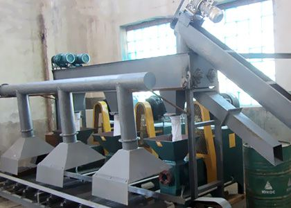 500kg per hour biomass briquetting plant in Russia