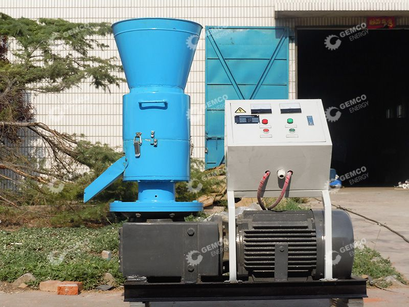 400B R-type Small Pellet Mill Large