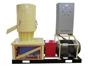 550B r-type biomass pellet mill