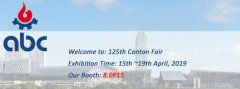 ABC MACHINERY Will Attend the 125th Canton Fair 2019