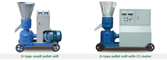 D-type Electric Pelleting Machine