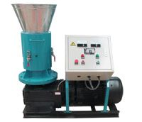ZLSG400 Fate Die Pellet Machine