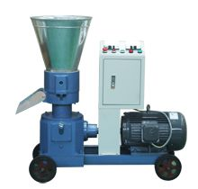 ZLSP200B coffee ground pellet mill