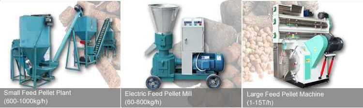 animal feed making machines