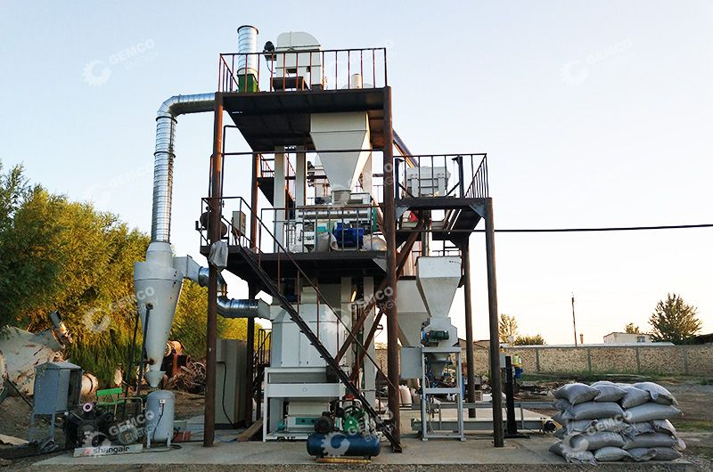 Animal Feed Pellet Plant Equipment for Sale