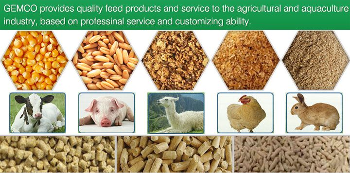 Applications for Mobile Feed Mill