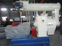 bamboo pellet mill plant shipped to ghana