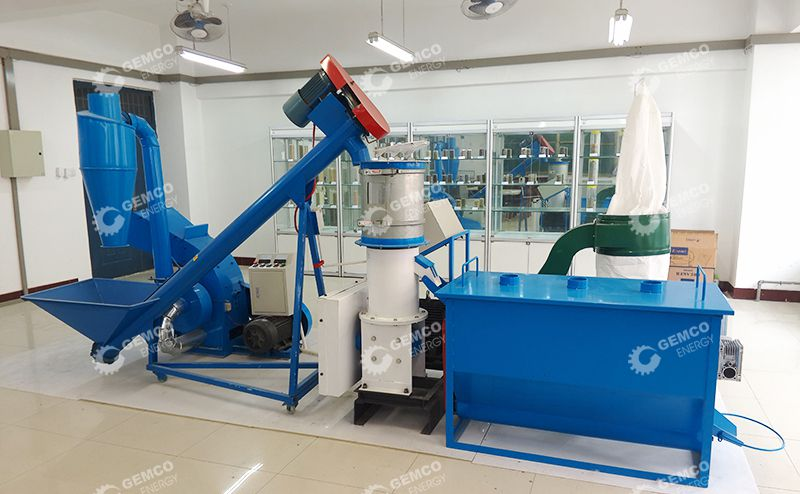 Biomass Pellet Making Plant for Business