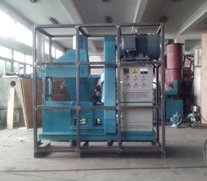 briquetting machine packing