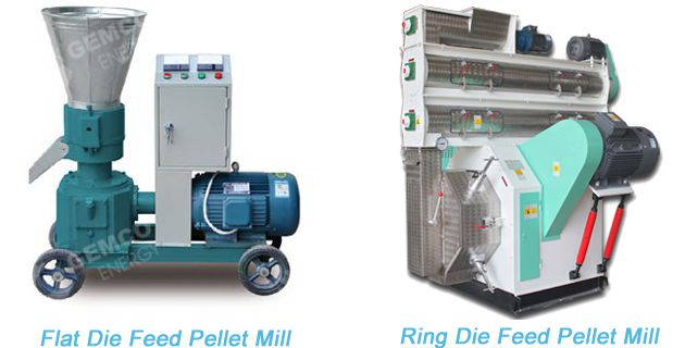 cattle feed pellet mill