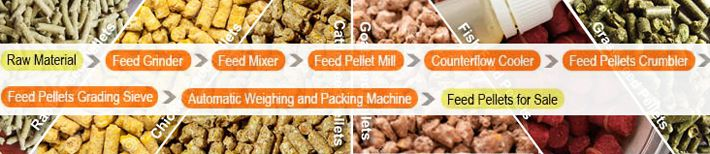 Customized Feed Pellet Production Line