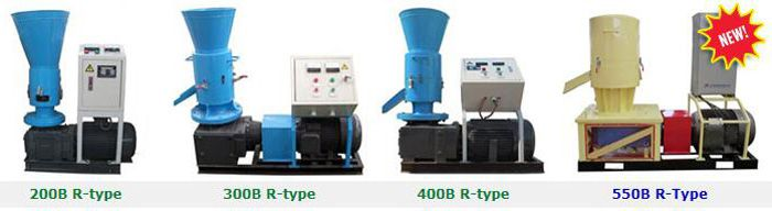 Electric Pelleting Machine