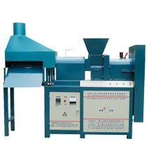 Biomass Screw Briquetting Machine
