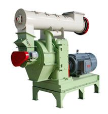 Large Ring Die Pellet Mill
