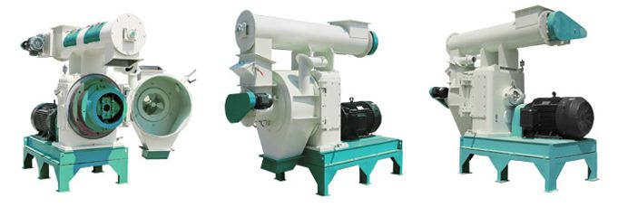 key wood pelletizing line equipment
