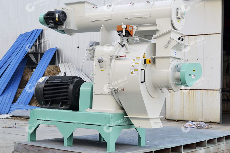 Large Pellet Mill for Sale in Australia