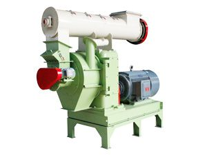 Fuel Pellet Machinery
