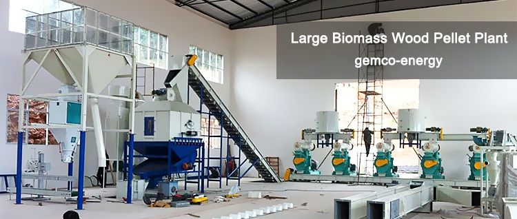 Largest Wood Pellet Plant Manufacturer