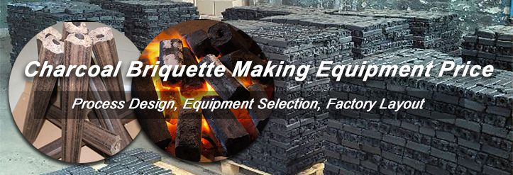 Make Charcoal Briquettes for Business