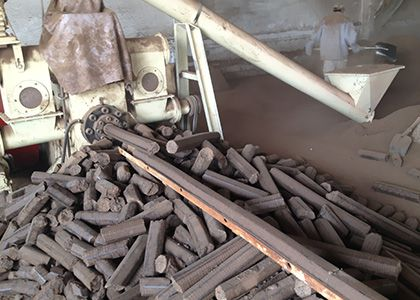 3ton/d licorice briquette plant in Tajikistan