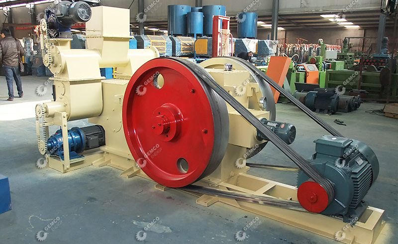Mechanical Stamping Briquette Press