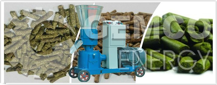 Mini Feed Pellet Machine