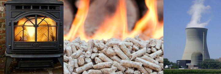 new energy wood pellet production