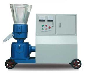 pellet mill for soft wood motor driven
