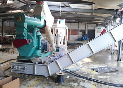 Pellet Mill for Sale in UK