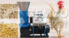 How to Operate the Poultry Feed Mill Machine Correctly