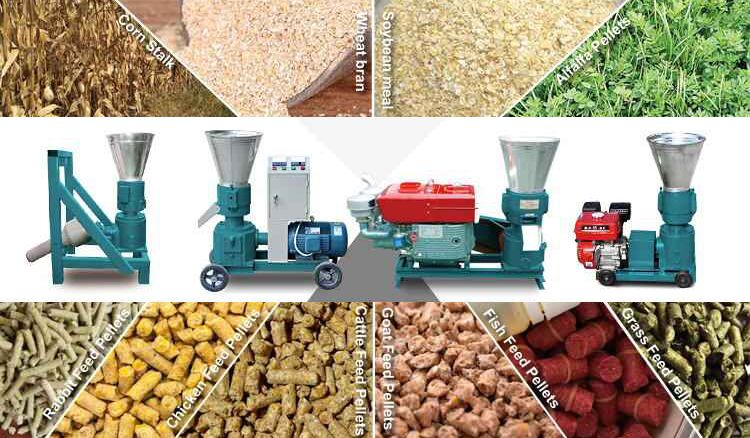 poultry feed mills
