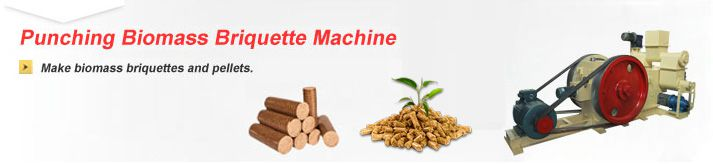 Briquette Machine for Coffee Grounds Making Economic Fuels
