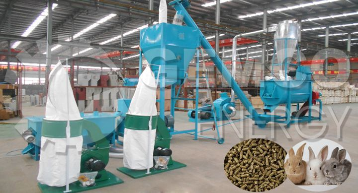 Professional Rabbit Pellet Making Machine for You