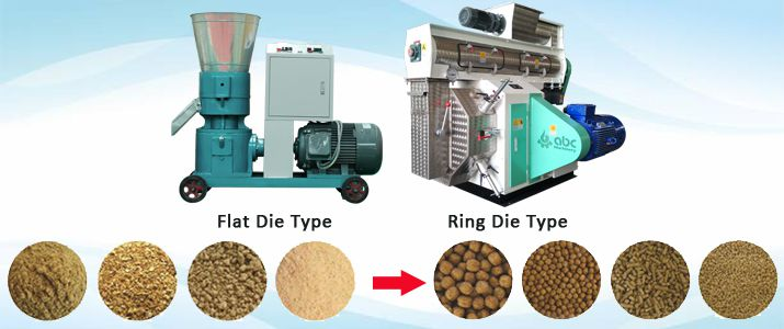 Animal Feed Processing Machine Making Nutritional Fodder