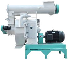 ring die coffee shell pellet mill