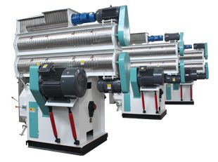 ring die feed mill machine