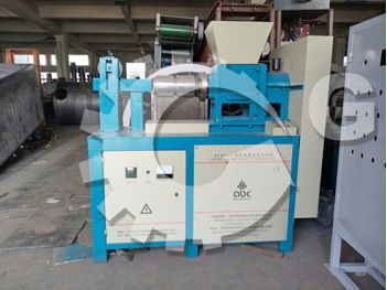 screw charcoal briquetting machine for sale