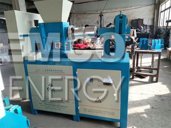 screw charcoal briquetting machine