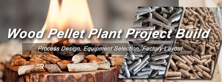 Setup Wood Pellet Plant Project