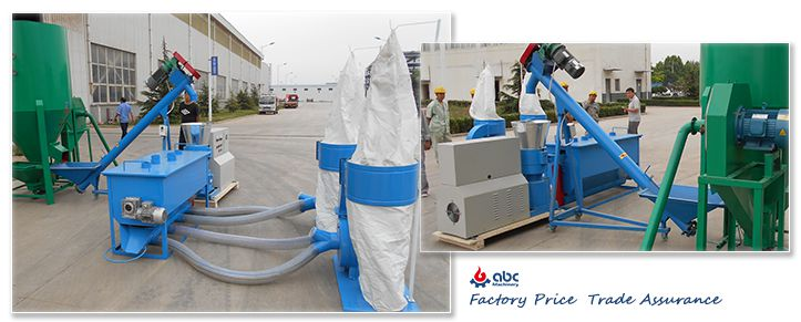 Small Biomass Pellet Production Line