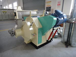 small ring die pellet machine