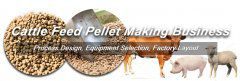 How to Start Cattle Feed Pellet Making Business?