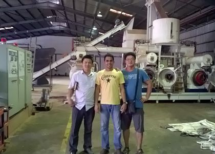 2000ton per month wood pellet plant malaysia