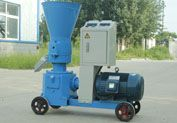 use wood pellets machine to make renewable energy